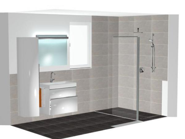 Planung das badezimmer for Planung badezimmer